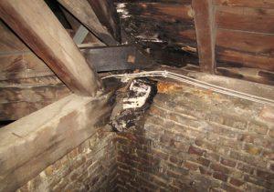Marktkirche Neuwied Dachstuhl Holzuntersuchnung Web