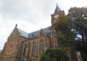 Marktkirche Neuwied Dachstuhl Web