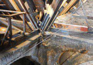 Marktkirche Neuwied Sanierung Holz Dachstuhl Web