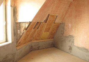 Mehrfamilienhaus Hausschwamm Sanierung