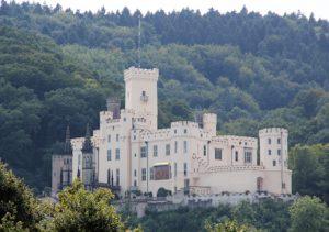 Schloss Stolzenfels Holzuntersuchung Beratung Web