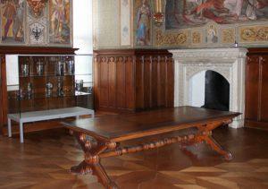 Schloss Stolzenfels Untersuchung Einrichtung Web