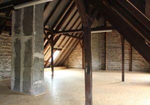 Dachstuhl Sanierung Holzschaeden